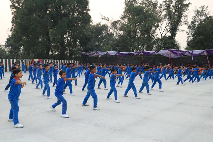 Sacred Heart Senior Secondary School-Martial Arts
