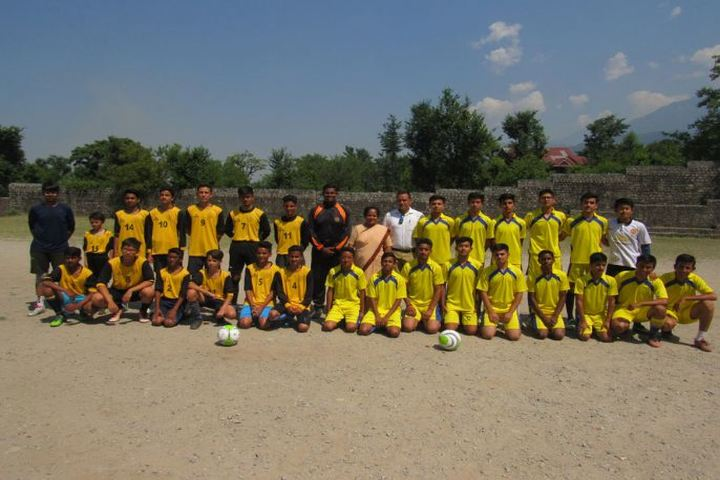 Sacred Heart Senior Secondary School-Sports