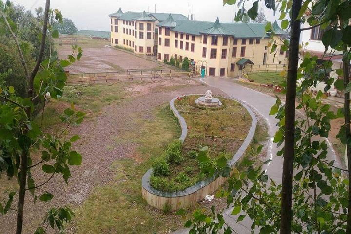 International Sahaja Public School-Building