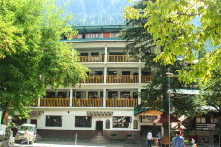 Day Star School-Building