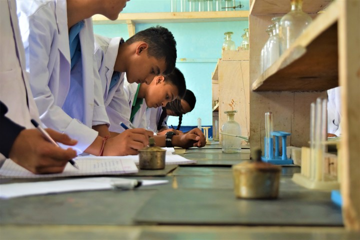 Trinity School-Lab