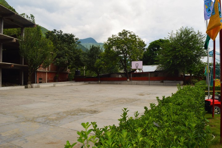 Trinity School-Play Ground