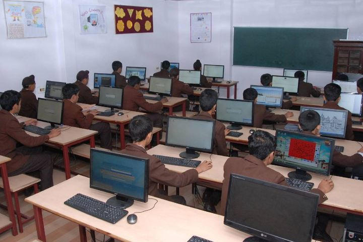 Auckland House School For Boys-Computer Lab