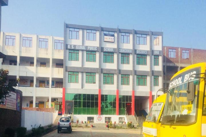 U S Global Public School-Building