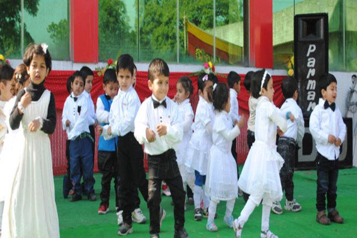 U S Global Public School-Dance Performance