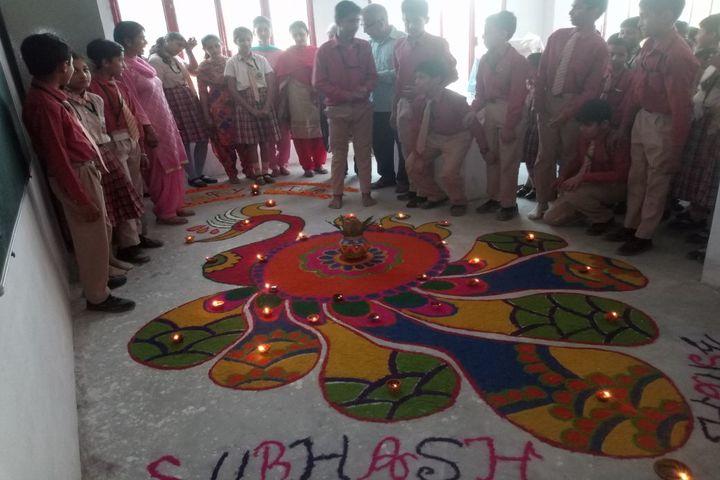 U S Global Public School-Diwali Celebrations