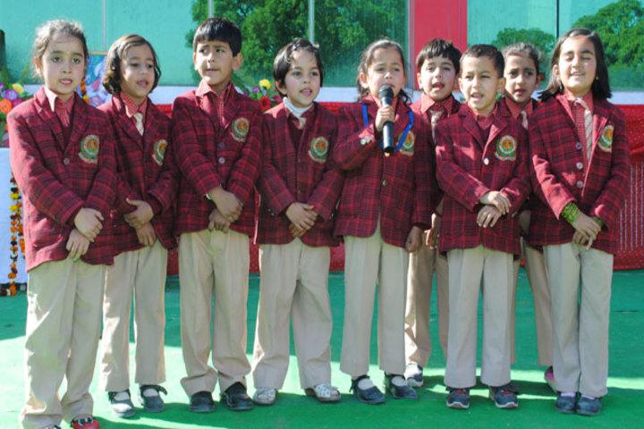 U S Global Public School-Singing