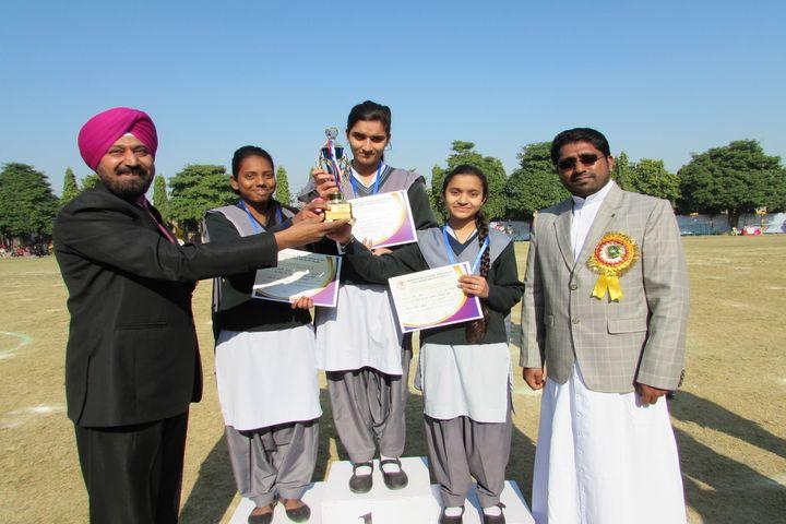 St PeterS Higher Secondary School-Achievments