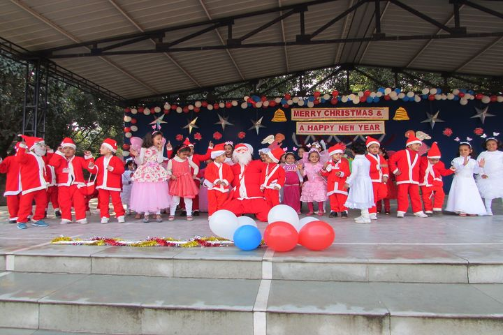 St PeterS Higher Secondary School-Christmas Celebrations