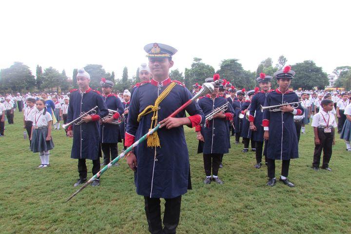 St PeterS Higher Secondary School-School Band