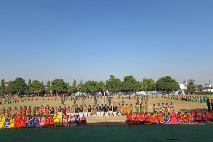 St PeterS Higher Secondary School-Sports Day