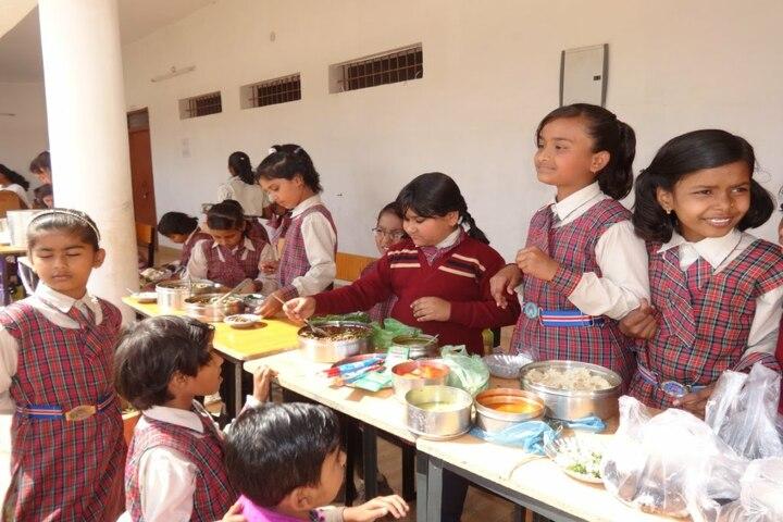 DAV Mukhyamantri Public School-Food Festival