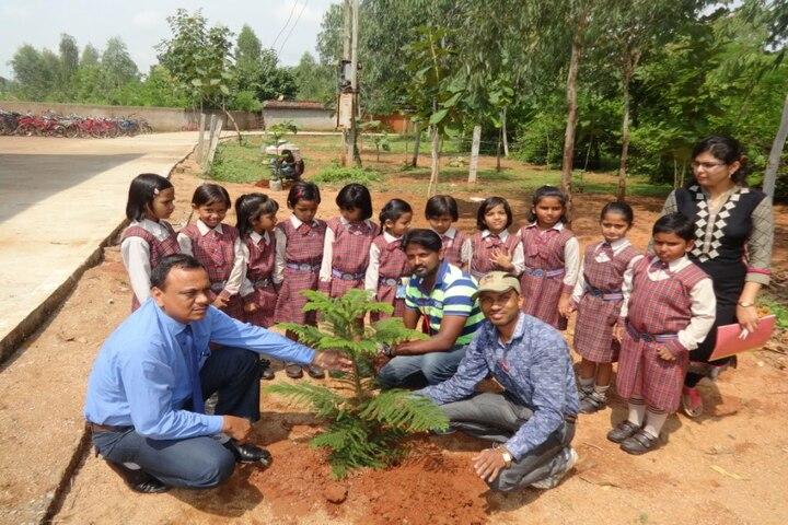 DAV Mukhyamantri Public School-Green Day