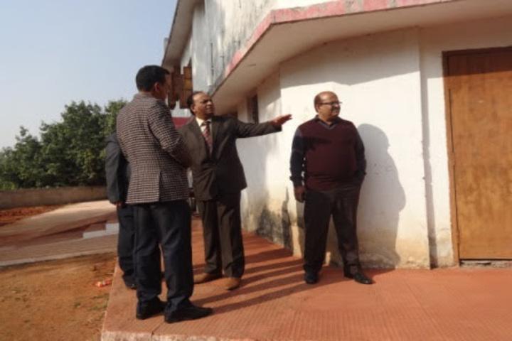 DAV Mukhyamantri Public School-Inspection