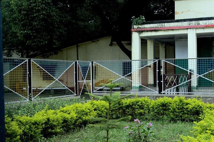 De Nobili School-Garden