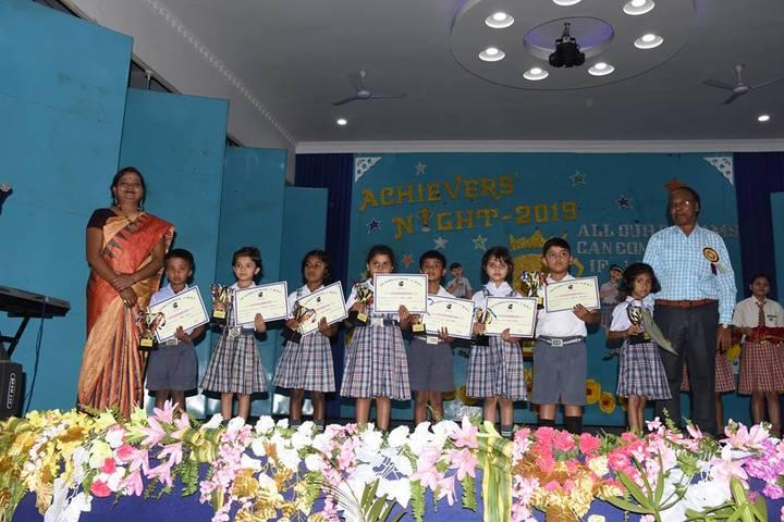 De Nobili School-Achievments