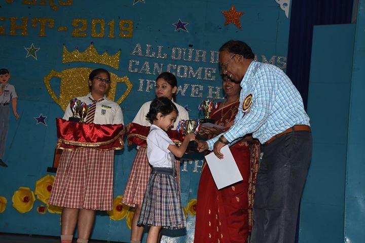 De Nobili School-Prize