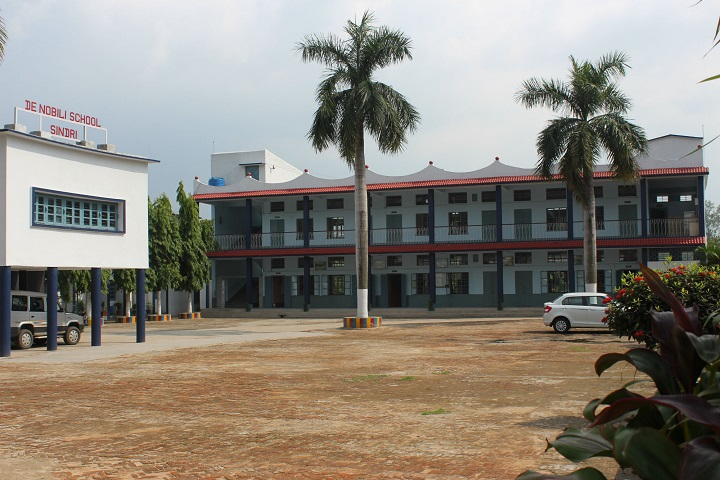 De Nobili School-Campus View