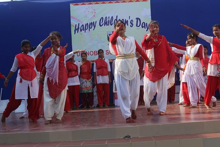 De Nobili School-Childrens Day Celebration