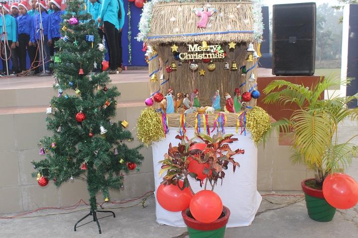 De Nobili School-Christmas Celebration