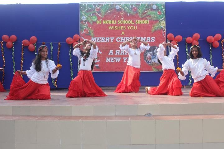 De Nobili School-Dance