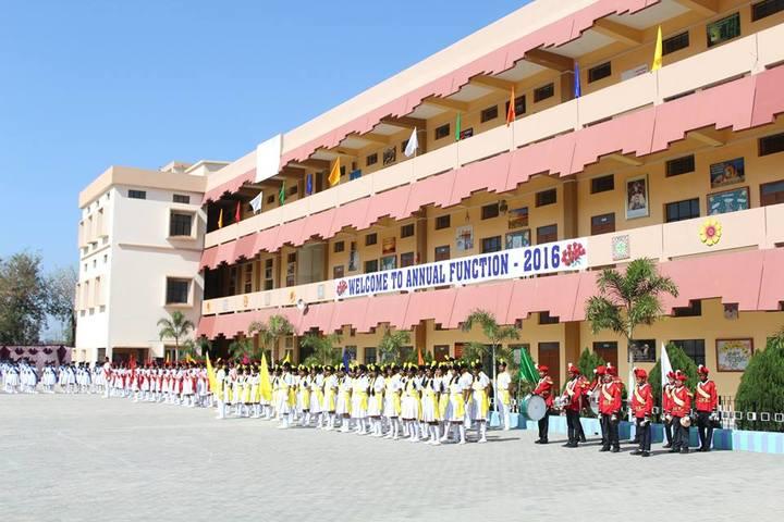 Sacred Heart School-Annual Day