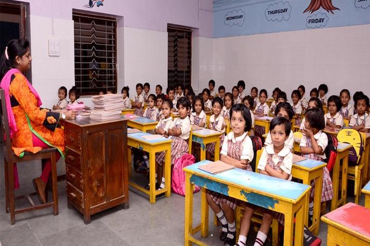 Carmel School-Primary Classroom