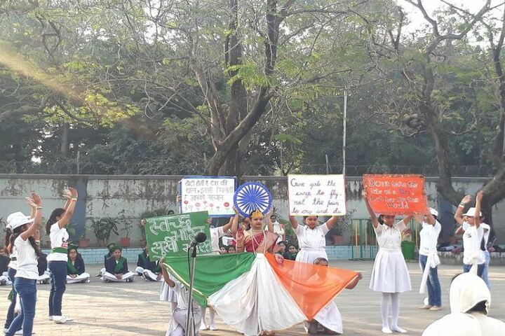 Carmel School-Republic Day