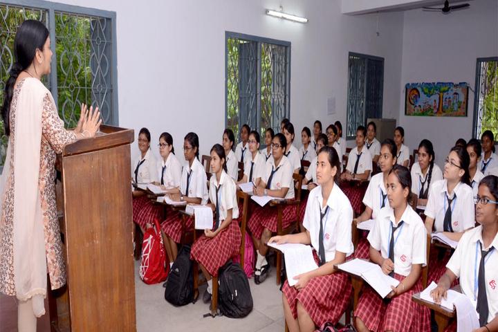 Carmel School-Secondary Classroom
