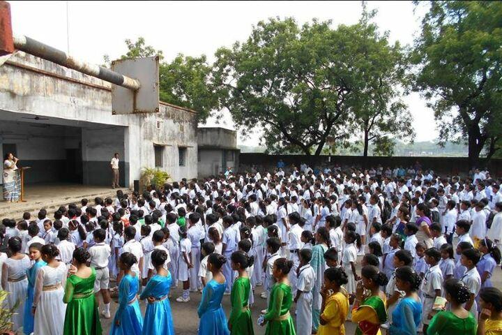 De Nobili School-Assembly