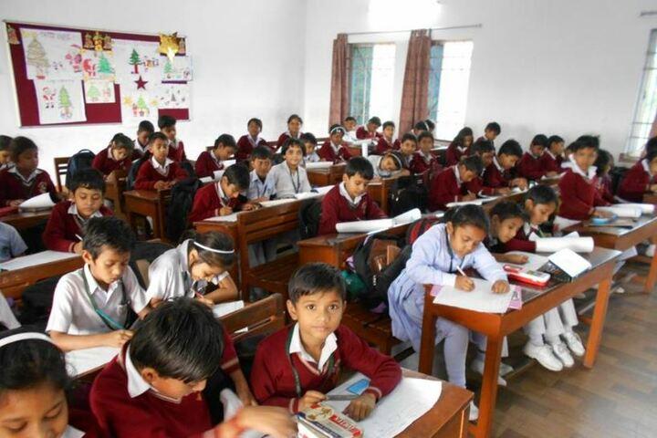 De Nobili School-Classroom