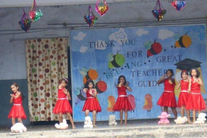 De Nobili School-Dance Performance