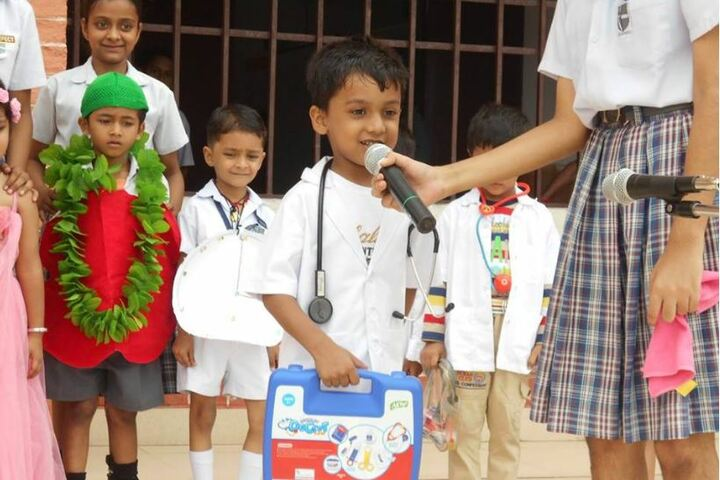 De Nobili School-Teachers Day