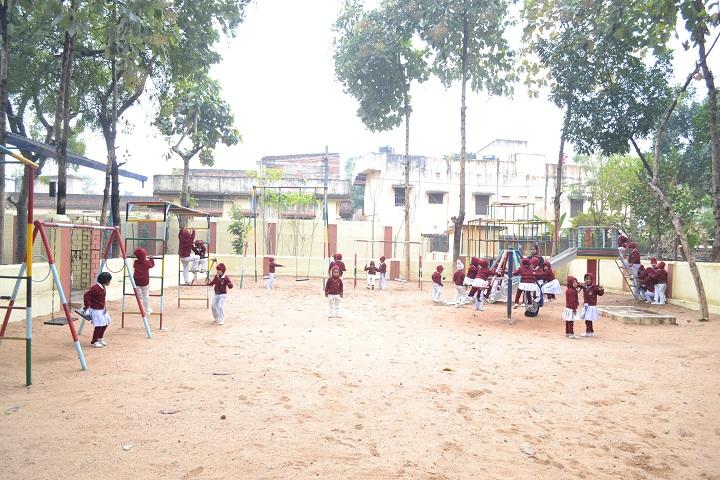 Carmel School-Play Area