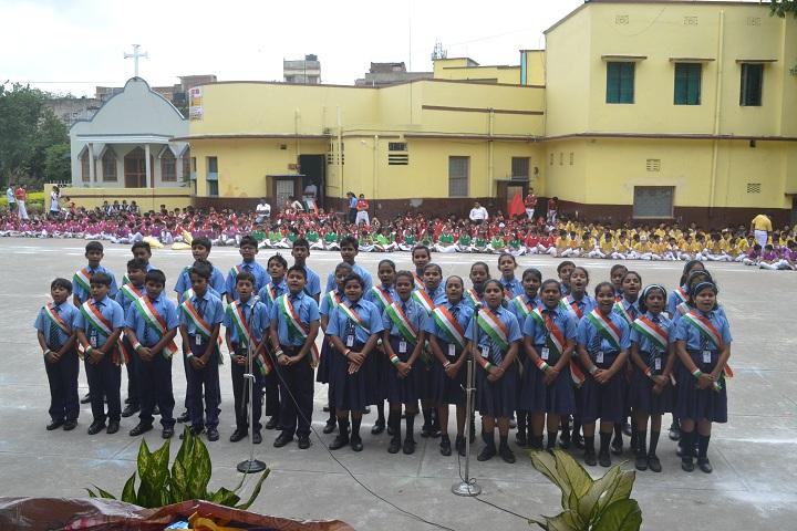 Carmel School-Singing
