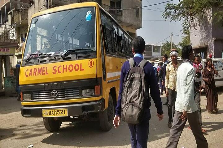 Carmel School-Transport