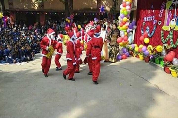 St Thomas School-Christmas