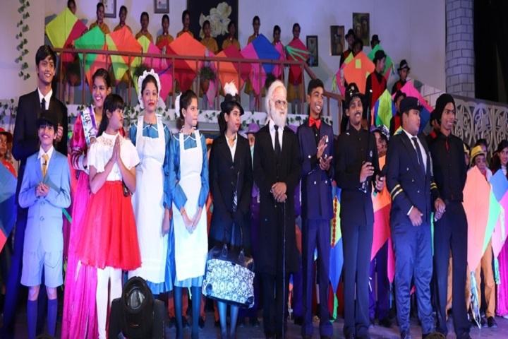 Gulmohur High School-Event