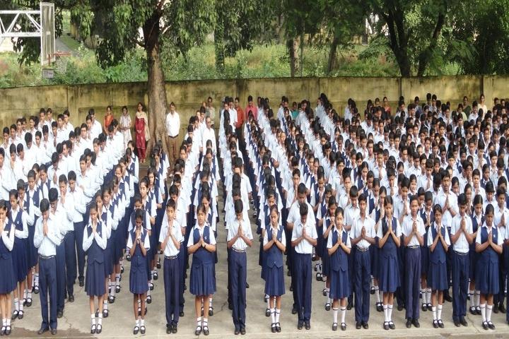 Gulmohur High School-Assembly
