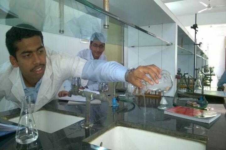Gulmohur High School-Chemistry Lab