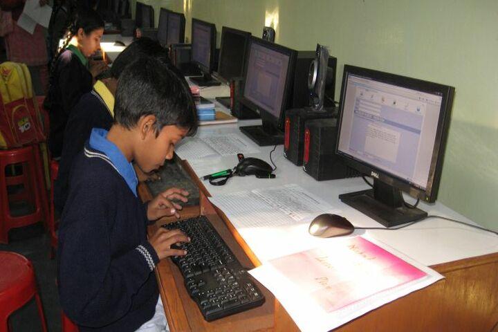 Gulmohur High School-Computer Lab