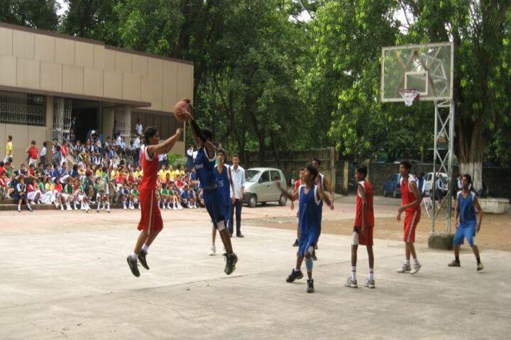 Gulmohur High School-Sports