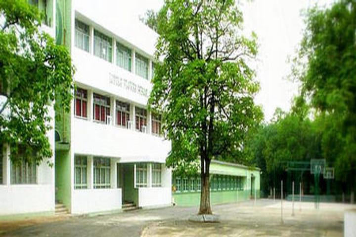 Little Flower School-Building