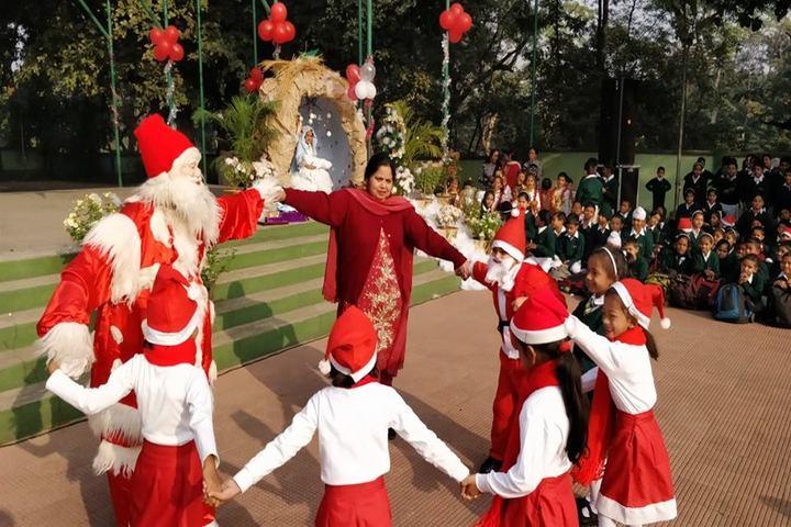 Little Flower School-Christmas Celebrations