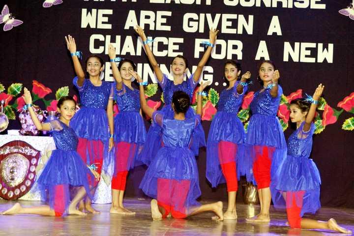 Little Flower School-Event