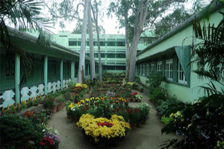 Little Flower School-Garden