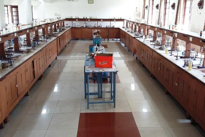 Loyola School-Chemistry Lab