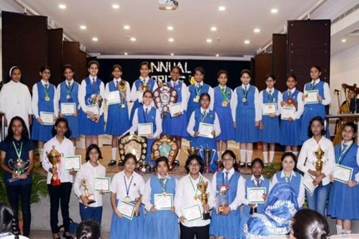 Sacred Heart Convent School-Awards