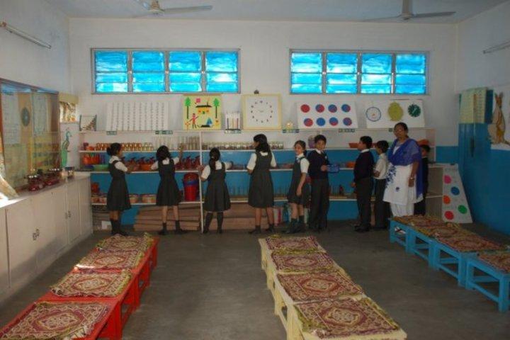 D B M S English School-Art Room
