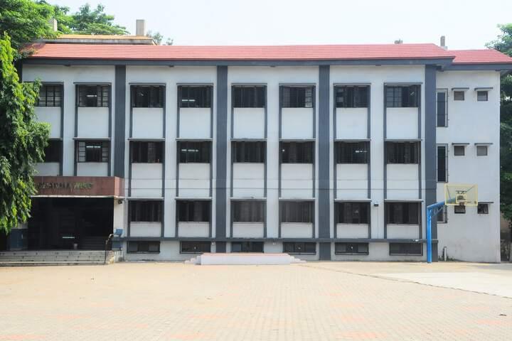 Rajendra Vidyalaya-Building